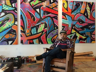 New Houston Museum Gives Graffiti Its Space As An Art Form