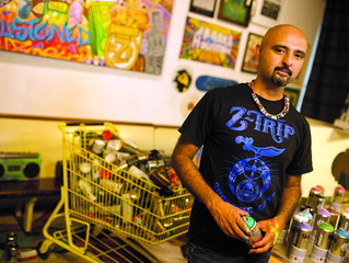 GONZO247 IS THE REASON HOUSTON WILL HAVE THE FIRST GRAFFITI MUSEUM IN THE COUNTRY