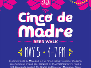 Event: Cinco De Madre in The Rice Village District