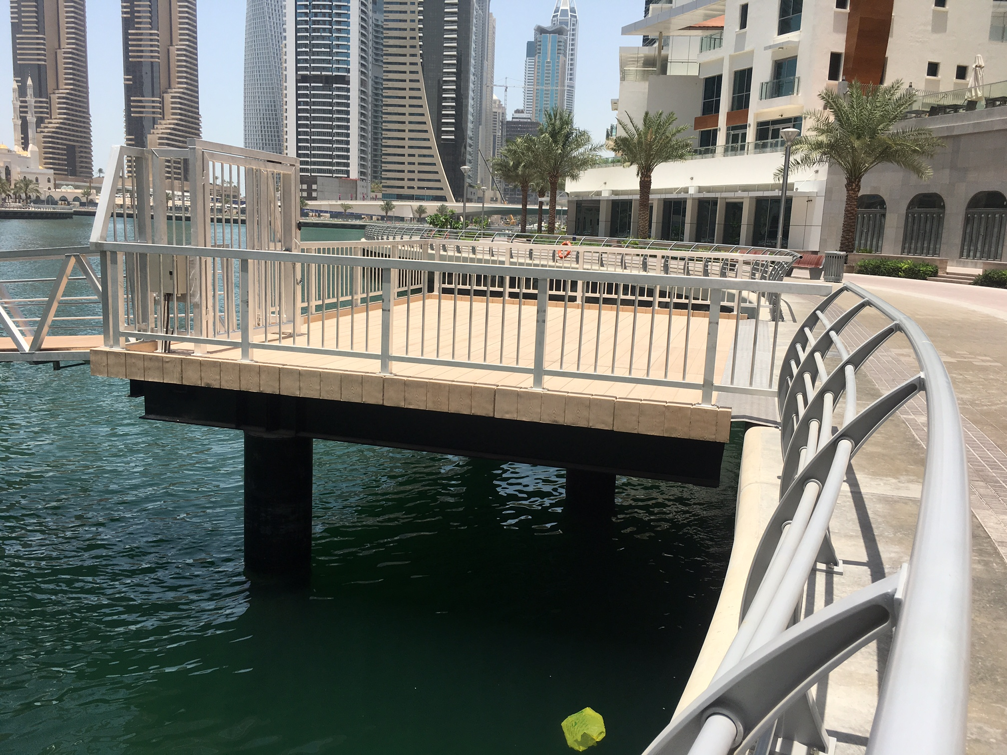 Dubai Pocket Marina
