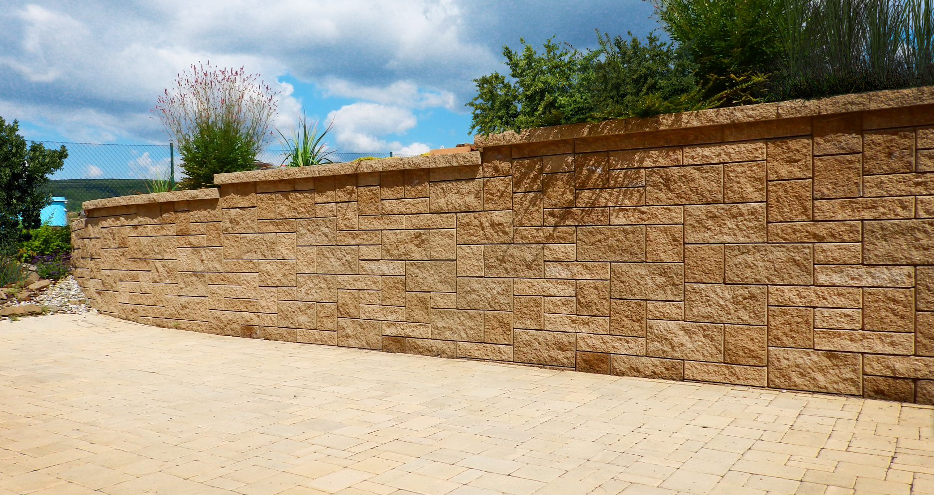 Stavoblock wall 2