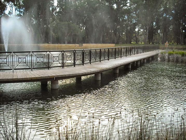 West Australia - Pinnaroo boardwalk