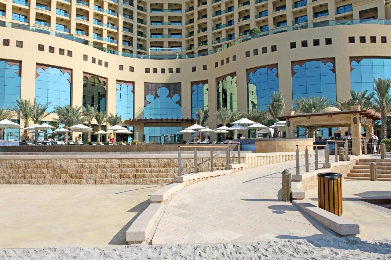Terraforce - Fairmont Hotel, Ajman
