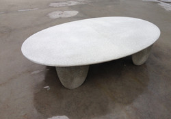 Turtle bench