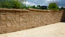 Stavoblock wall