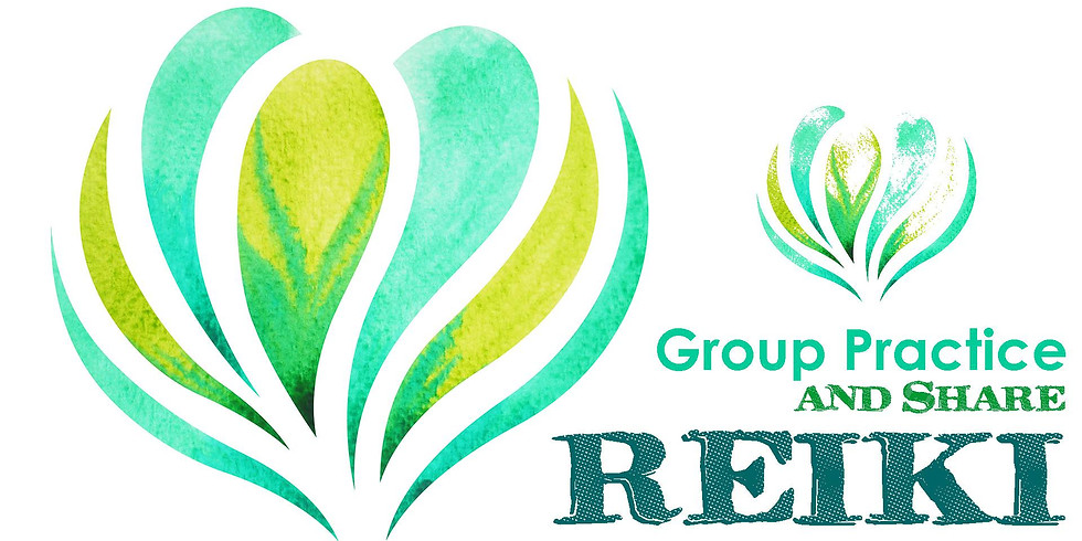 Reiki Group Practice and Share  at Yoga Bird