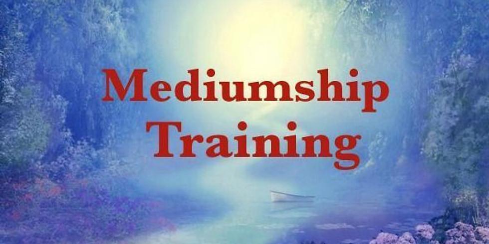 Mediumship Training with Maura - PART 2