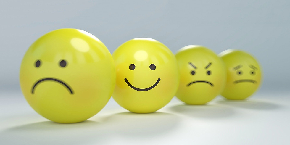 Uncover Your Recovery - Uncovering our Emotions