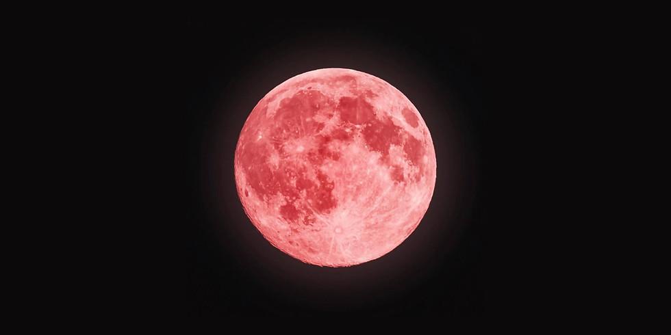 Full Moon Ceremony April