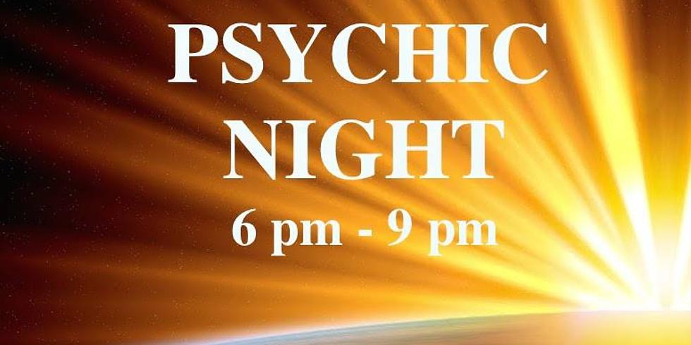 Psychic Night: A Night of Readings