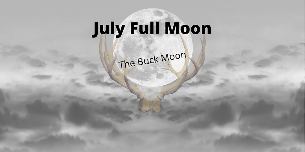 Full Moon Ceremony July
