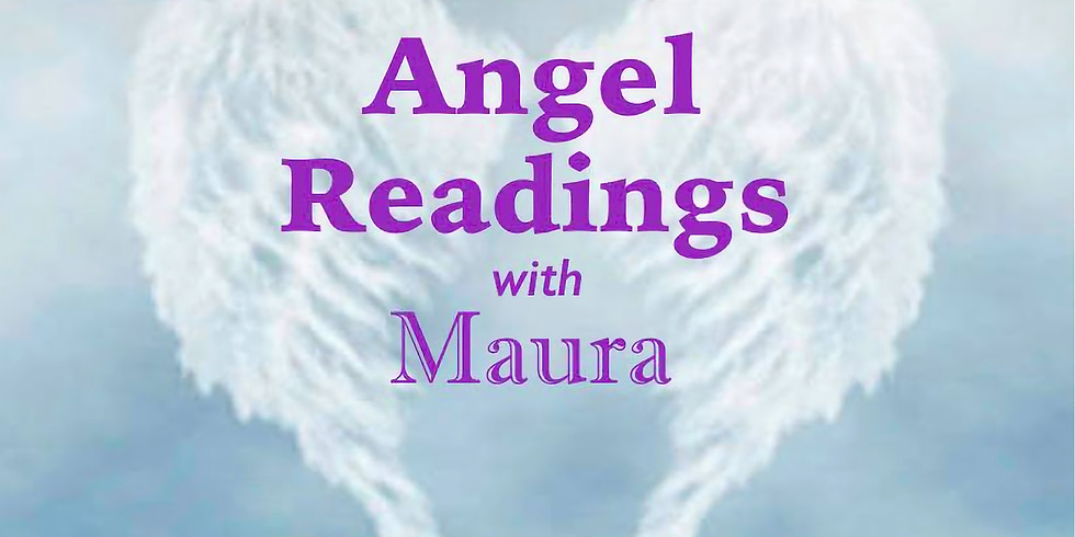SPECIAL ANGEL READINGS WITH MAURA