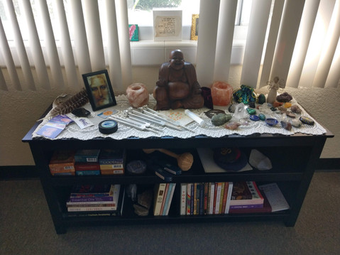 The Altar of Tools and Love