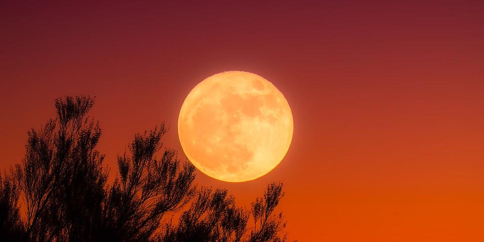 Full Moon Circle October