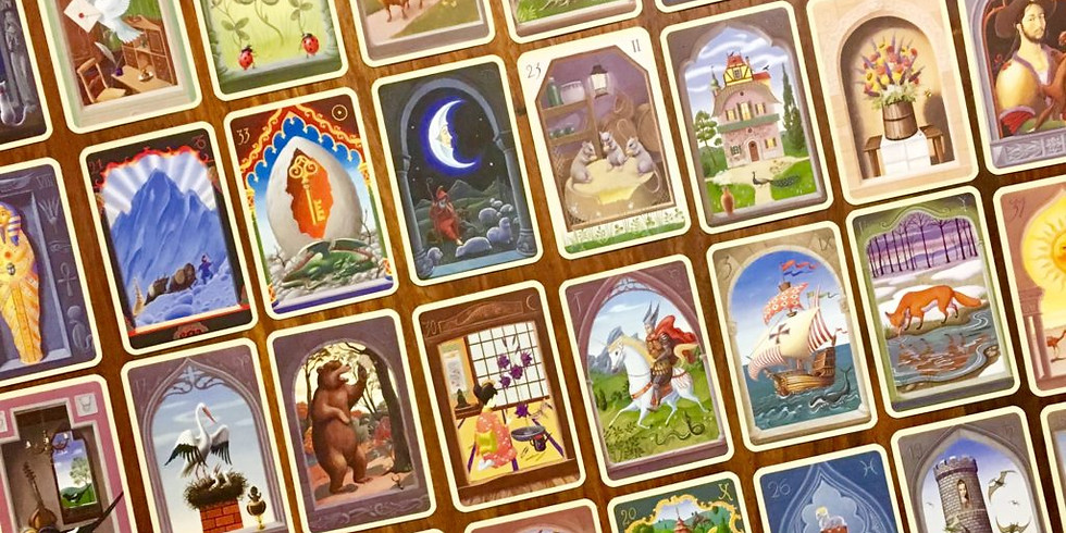 Lenormand Cards Introduction PART 2 with Sharon O'Brien