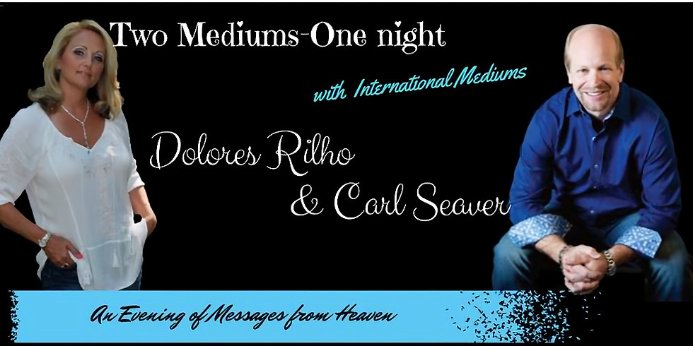 Messages from Heaven - THIS EVENT IS SOLD OUT