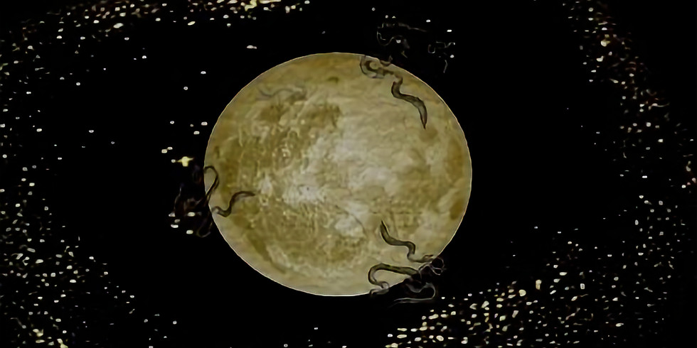 Full Moon Ceremony March