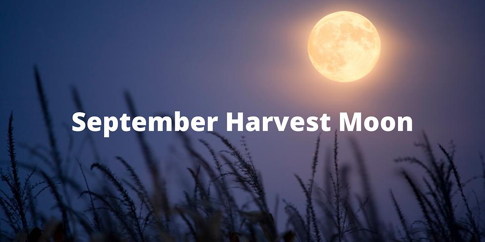 Full Moon Ceremony September