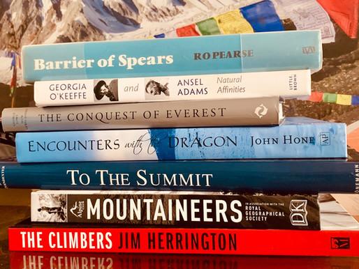 Mountain Reading: Coffee Table Visual Inspiration