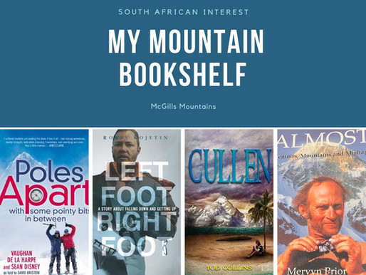 From my bookshelf: South African Reads