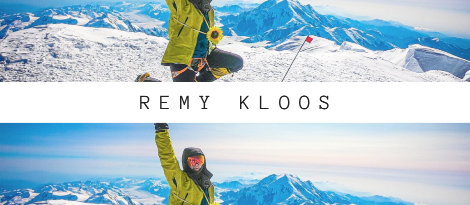 Mountaineering Moments #13 . . . Remy Kloos