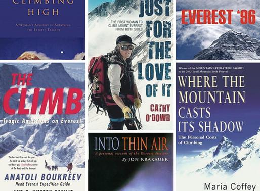 From my bookshelf: Everest 1996