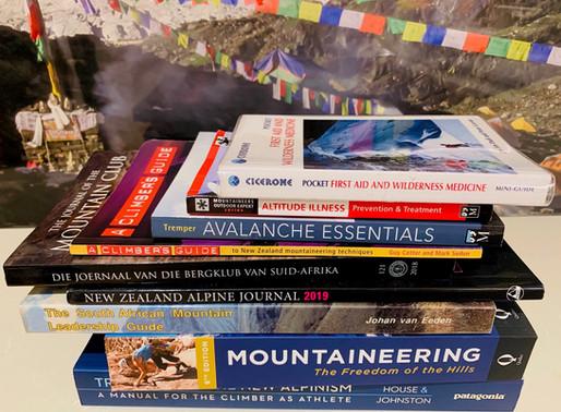 From my bookshelf: Mountaineering 101