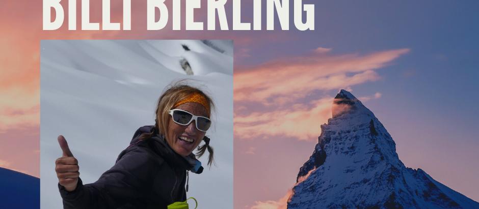 Mountaineering Moments #14 . . . Billi Bierling