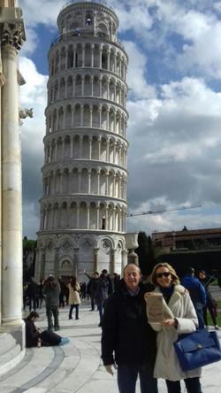 Torre de Pisa, Italia