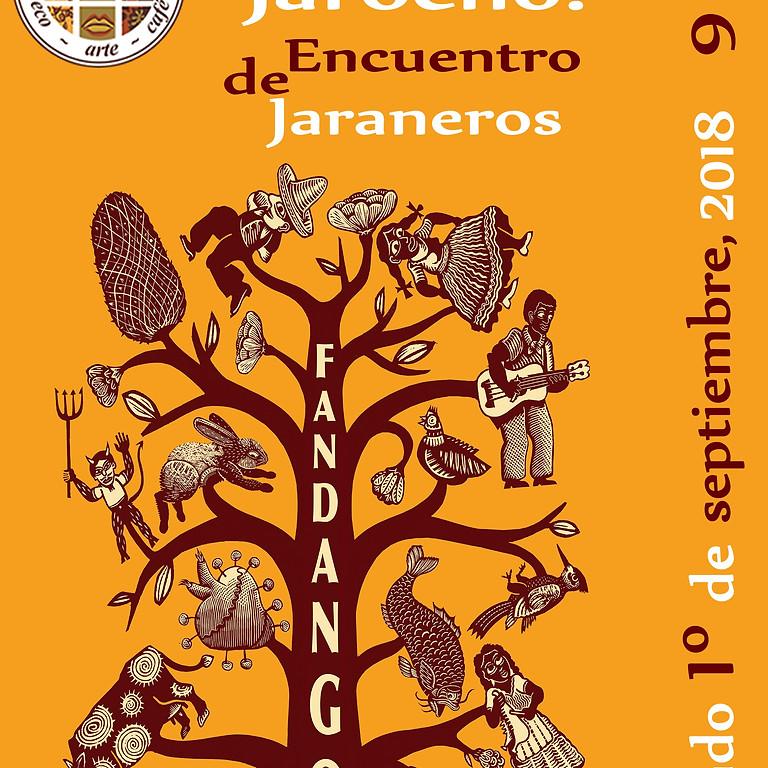 Fandango Jarocho: Encuentro de Jaraneros
