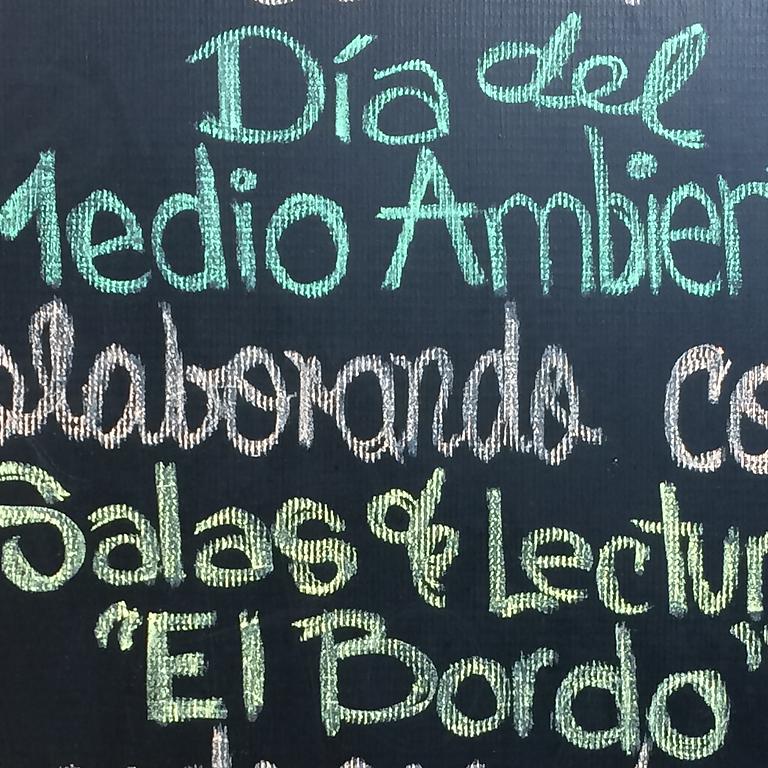 """Celebración del Medio Ambiente / Salas de Lectura """"El Bordo"""""""