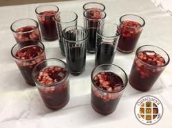 Q Agua fresca y vino tinto