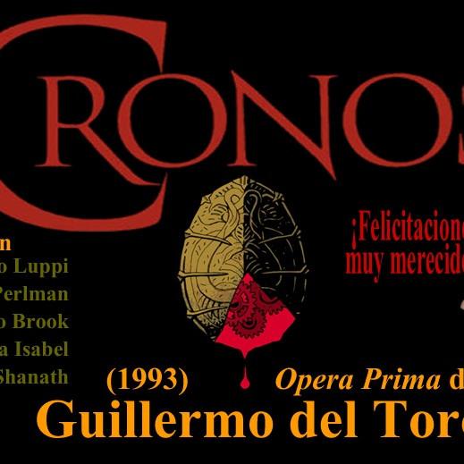 Cronos (1993). Ópera Prima de G. del Toro