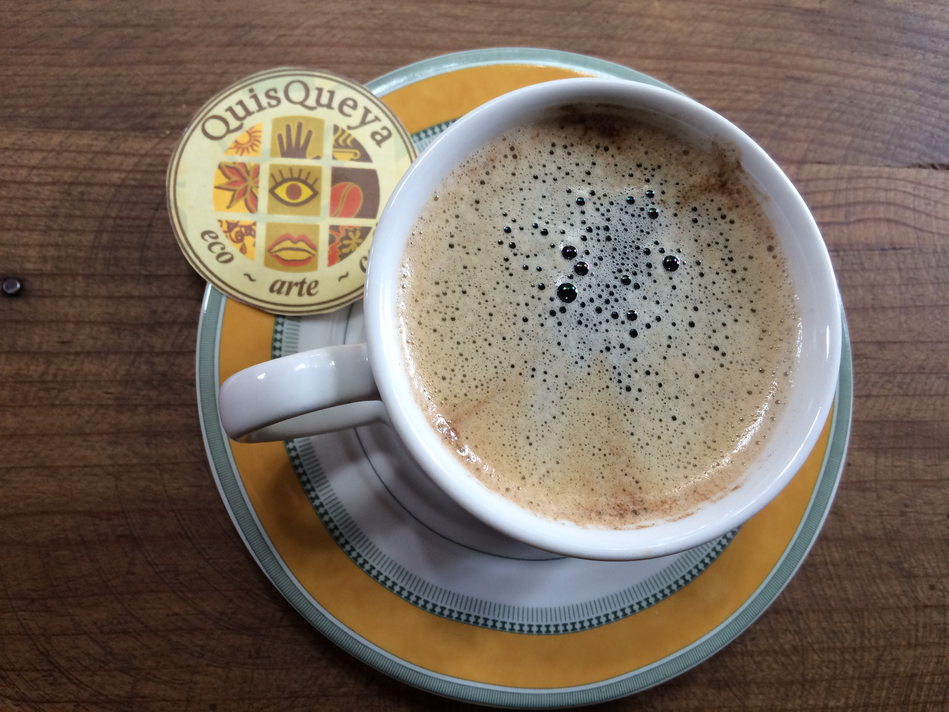 Q: café americano