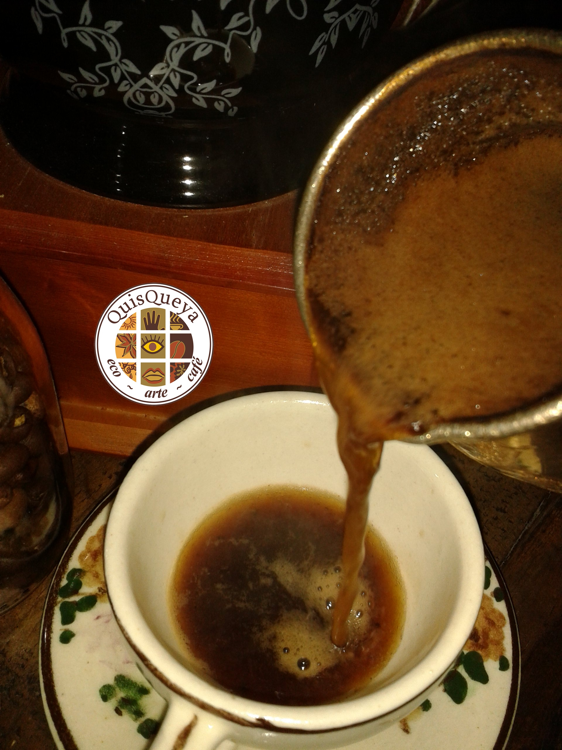 Q: café turco