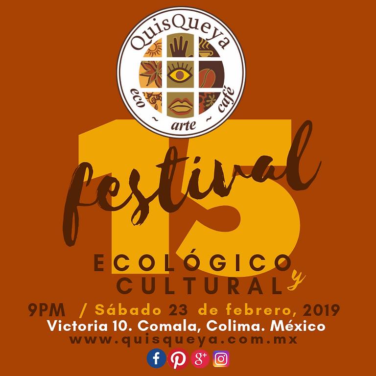 15 Festival Ecológico y Cultural QuisQueya