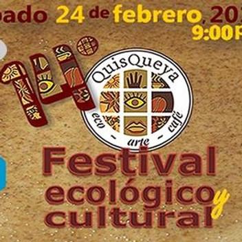 14 Festival ecológico y cultural QuisQueya