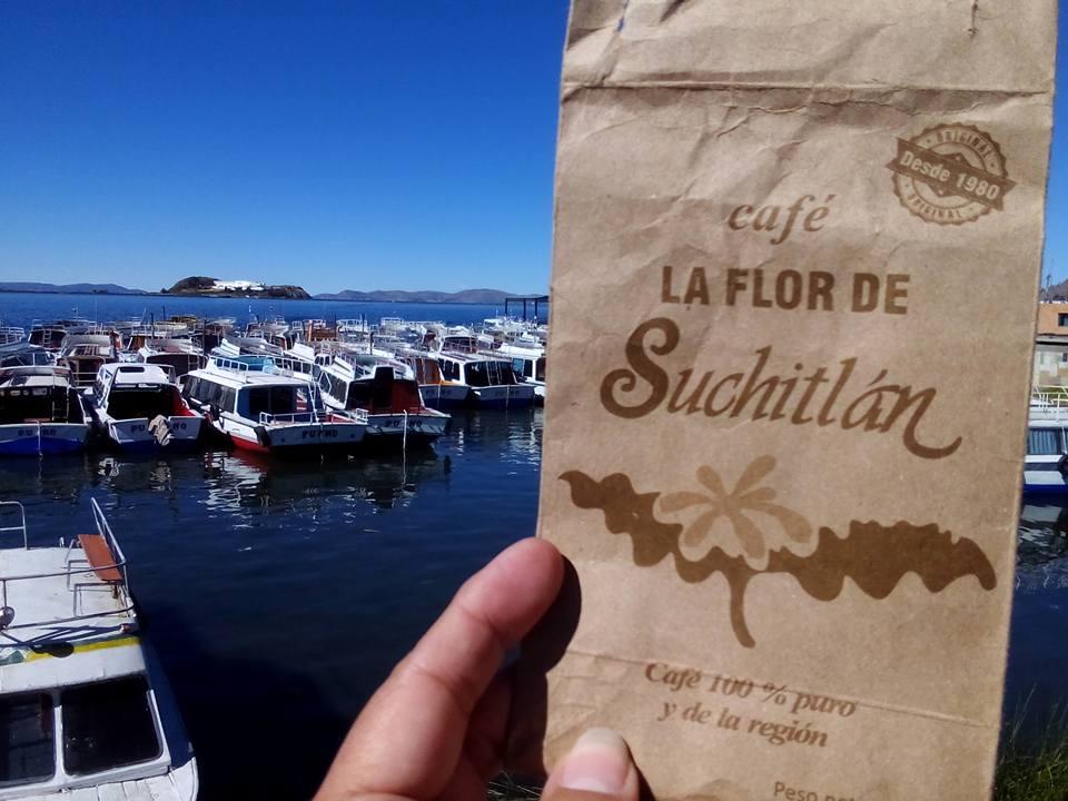 Desde el Lago Titicaca