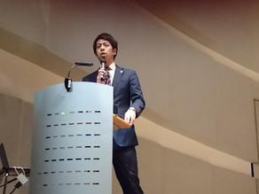 第5回スポーツ・セカンドキャリア・シンポジウム基調講演 主催:日本スポーツ学会