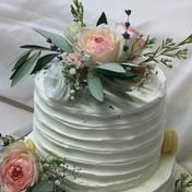 3 Etagen Hochzeitstorte