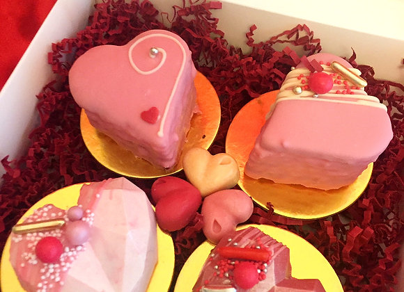 Valentinstagsbox Sweet Heart groß