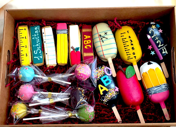 Family Sweetbox Einschulung
