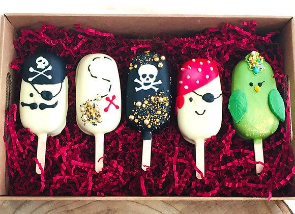 Piraten Cakesicle Box