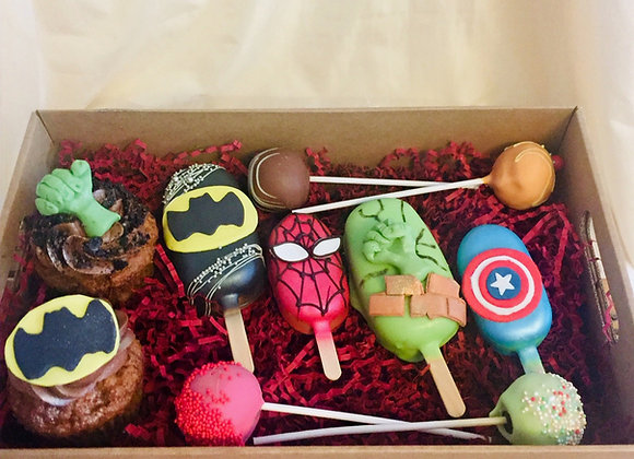Superhero Sweetbox