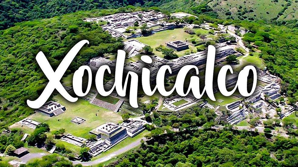 ZONA ARQUEOLÓGICA DE XOCHICALCO