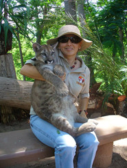 Margarita con puma.jpg