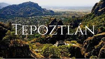 TEPOZTLÁN Y TLAYACAPAN