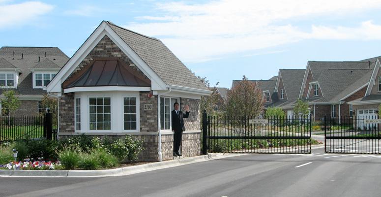Meadow Ridge Gatehouse