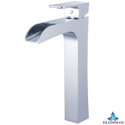 Blossom Single Handle Lavatory Faucet - Chrome F0110401