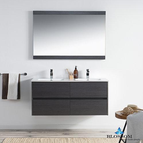 "Blossom Valencia 48"" Double Vanity Set with Mirror 0164816DM"